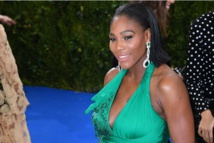Serena  Williams une future maman rayonnante