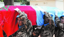 Un Casque bleu marocain tué dimanche en Centrafrique