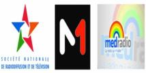 SNRT, Medi 1 TV et Med Radio épinglées par le CSCA