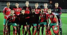 Match amical U18 Maroc/Mauritanie