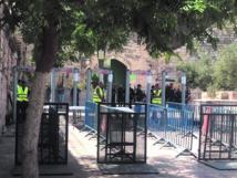 Israël retire les détecteurs de métaux de l'esplanade des Mosquées