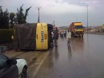 Un autre drame sur les routes nationales  : 5 morts et 35 blessés à Chichaoua