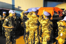 Deux nouveaux Casques bleus marocains tués en Centrafrique