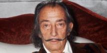 Insolite : La moustache  de Dali