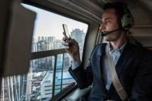 L'hélicoptère, la solution  anti-bouchons à Sao Paulo