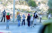 Des juifs provoquent les Palestiniens à Al Haram Acharif : Heurts sur l'Esplanade des Mosquées
