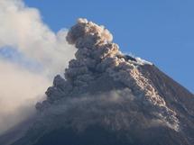 Le volcan Merapi va-t-il se remettre en colère ?