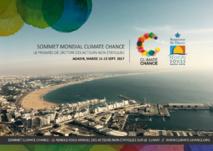 Sommet Climate Chance à Agadir
