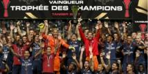Le PSG s'adjuge le Trophée des champions à Tanger
