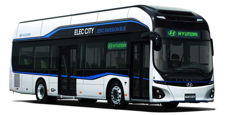 Une flotte de bus totalement  électrique à Los Angeles d'ici 2030