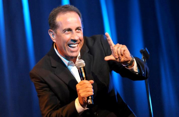 Stars les mieux payées  : Jerry Seinfeld ( 69 M$)