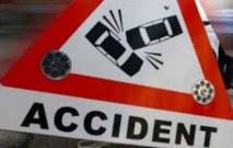 Le nombre de morts dans les accidents a baissé de 6,64%