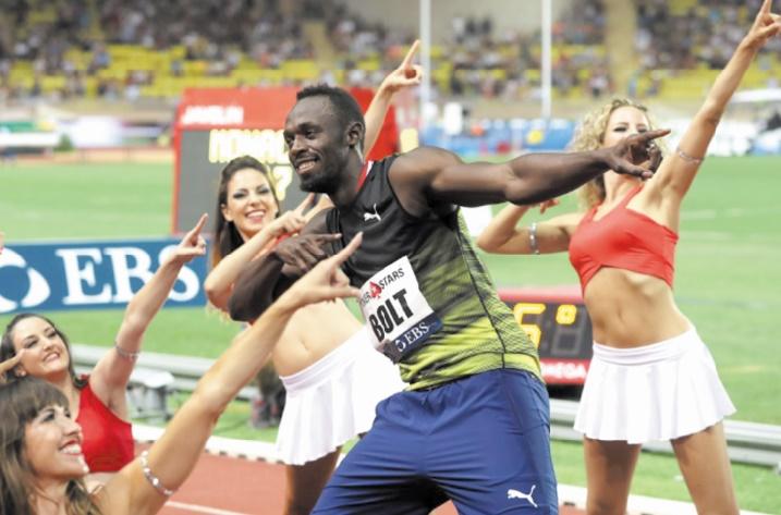 Bolt, le show permanent
