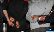 Arrestation de 1.040 individus recherchés pour différents crimes à Marrakech