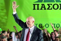 Georges Papandréou renvoie les conservateurs dans l'opposition : Les socialistes reviennent au pouvoir en Grèce