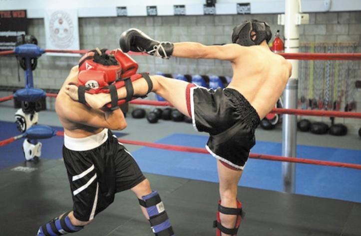 Tanger à l'heure du 3ème Grand Prix S.M le Roi Mohammed VI de kick-boxing
