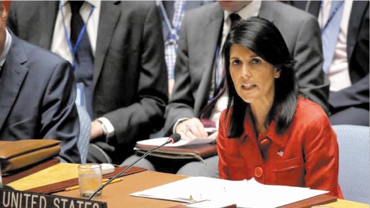 Pressions américaines sur Pékin pour sanctionner Pyongyang