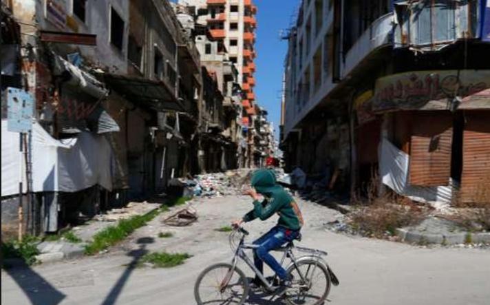 Trêve dans la province de Homs en Syrie