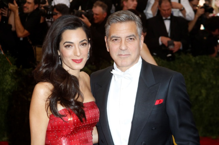 Le geste de cœur d'Amal et deGeorges Clooney
