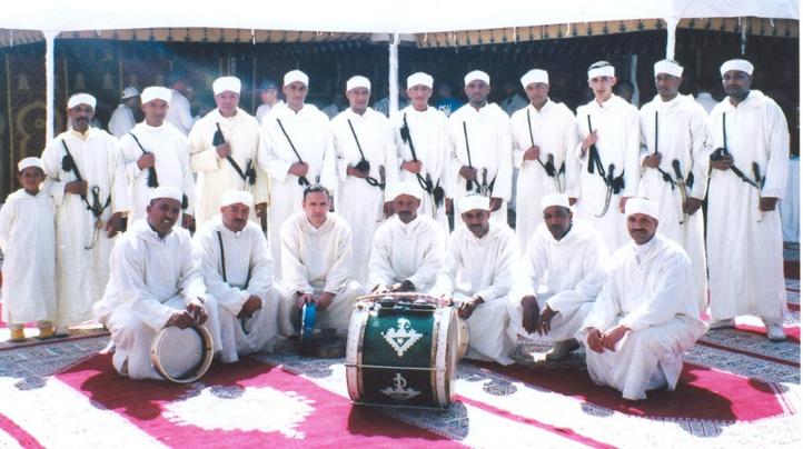 Les arts d'Ahwach à l'honneur à Agadir