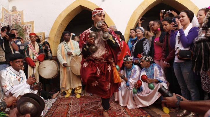7ème  édition du Festival international Noujoum Gnaoua à Casablanca