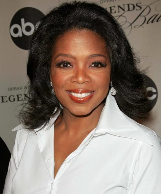 Les phobies des Stars : Oprah Winfrey