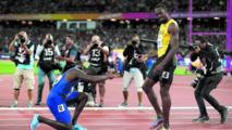 Gatlin gâche la fête de Bolt aux Mondiaux d'athlétisme
