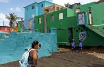 """Les touristes sur les traces de """"Despacito"""" dans les quartiers pauvres de Porto Rico"""