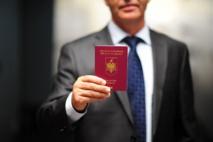 En Albanie, le passeport bulgare vide Trebisht