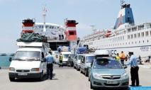 Plus de 22.000 MRE ont transité par les points de passage d'Al Hoceima