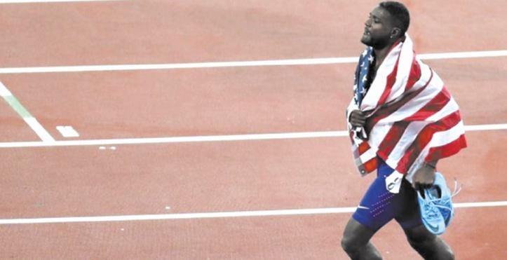 Le sacre de Gatlin Une catastrophe pour l'athlétisme ?