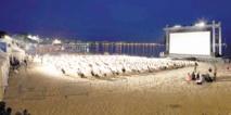 La plage de Harhoura fait son cinéma