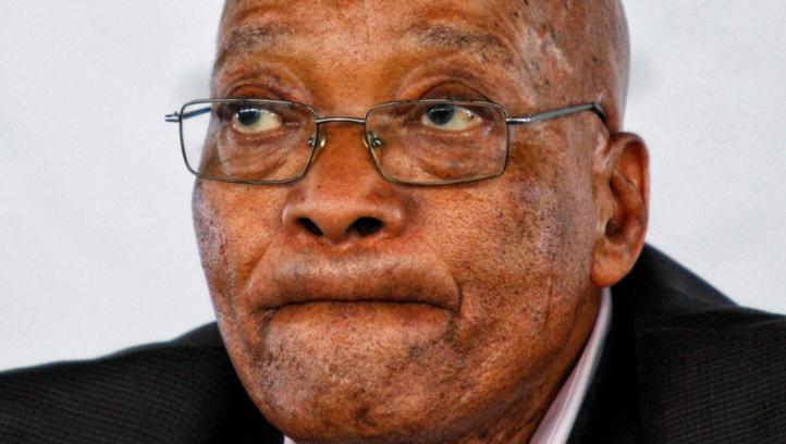 Le Parlement sud-africain se prononce sur la motion de défiance contre Zuma
