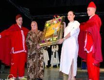 L'artiste marocaine, Souad Saber, honorée à Agadir
