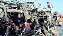Pakistan :  Au moins 41 morts dans une nouvelle attaque des Talibans