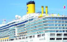 Le géant des mers en escale inaugurale au port de Casablanca : Le « Costa Luminosa », un paquebot de rêve