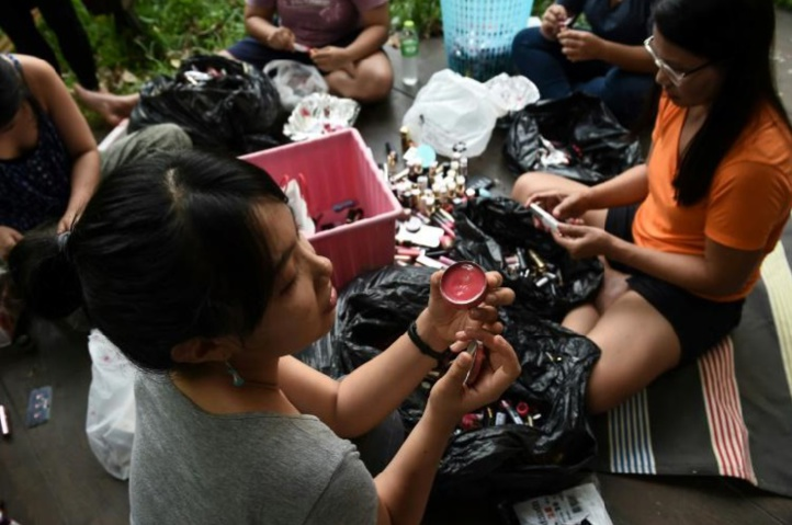 En Thaïlande, du maquillage pour alléger la peine des prisonnières