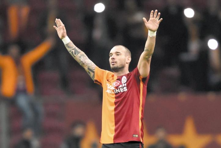 Wesley Sneijder: Je veux être dans une équipe qui aime et veut jouer au foot