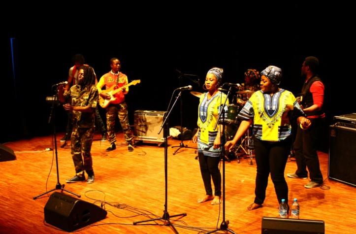 Rhioh Wenangolo : Le reggae m'a aidé à surmonter les dures épreuves que j'ai connues par le passé