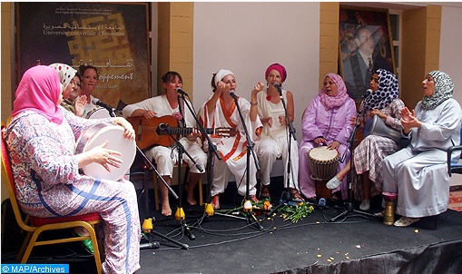 Essaouira à l'heure de la Hadra féminine et de la musique de transe