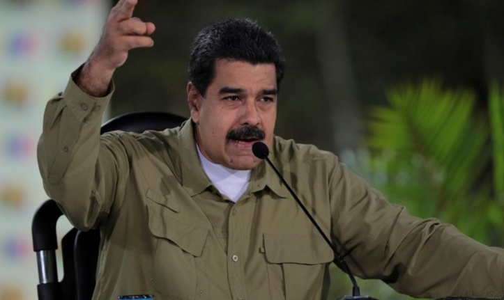 Sanctions américaines contre le Venezuela