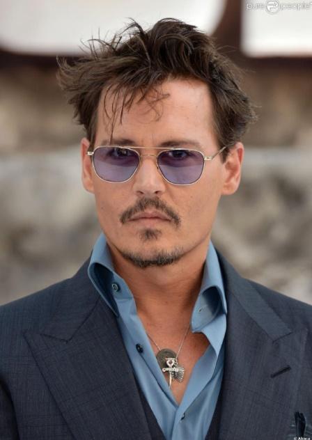 Les phobies des Stars : Johnny Depp