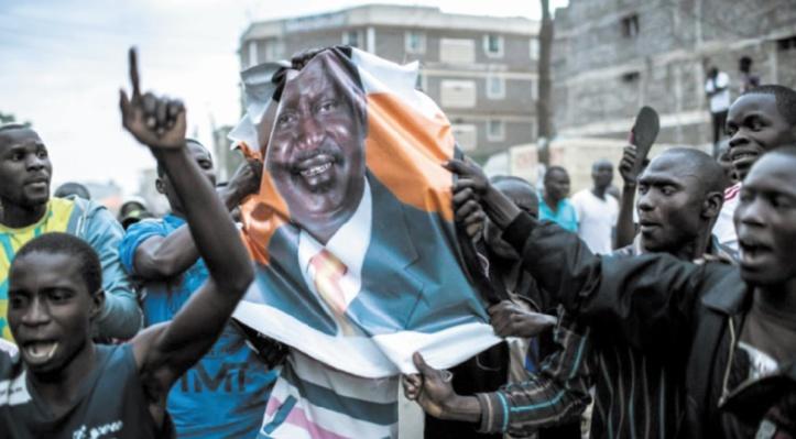 Le Kenya suspendu à l'annonce des résultats de la présidentielle
