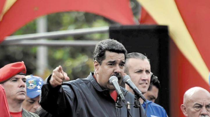 Maduro proclame toute puissante l'Assemblée constituante vénézuélienne