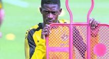 Dembélé reste suspendu