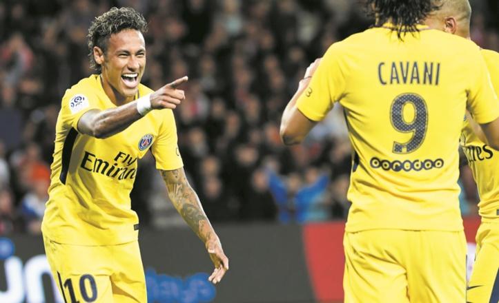 Neymar: J'ai l'impression d'être ici depuis longtemps déjà