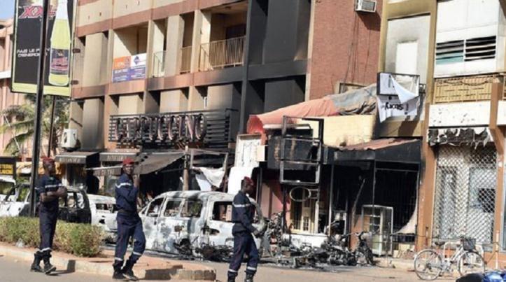 Attaque terroriste contre un restaurant à Ouagadougou