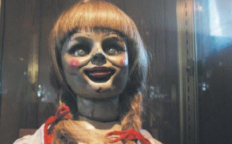 """""""Annabelle"""" prend la tête du box-office américain"""