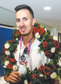 Soufiyane Bakkali vise la plus haute marche du podium des Mondiaux et des Olympiades