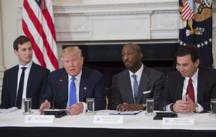 Le désamour grandit entre Trump et les patrons américains